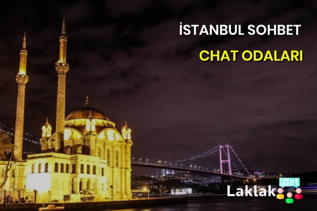 İstanbul Sohbet Chat Odaları